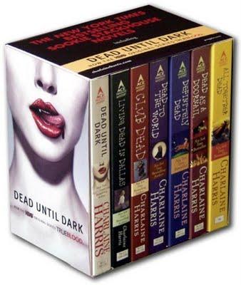 Sookie Stackhouse Book Series