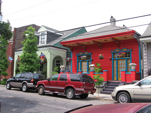new orleans faubourg