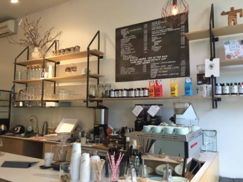 coffeebar, koffiebar, peaberry, gent