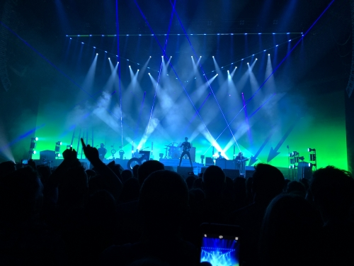 the killers, brandon flowers, sportpaleis, concert